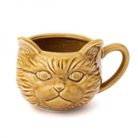慵懶貓咪造型馬克杯,790元