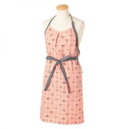 慵懶貓咪連身圍裙,1680元