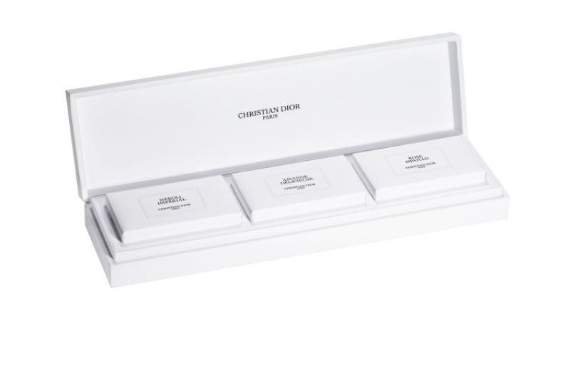 迪奧高級訂製香氛皂組 100gX 3 NT$2,500
