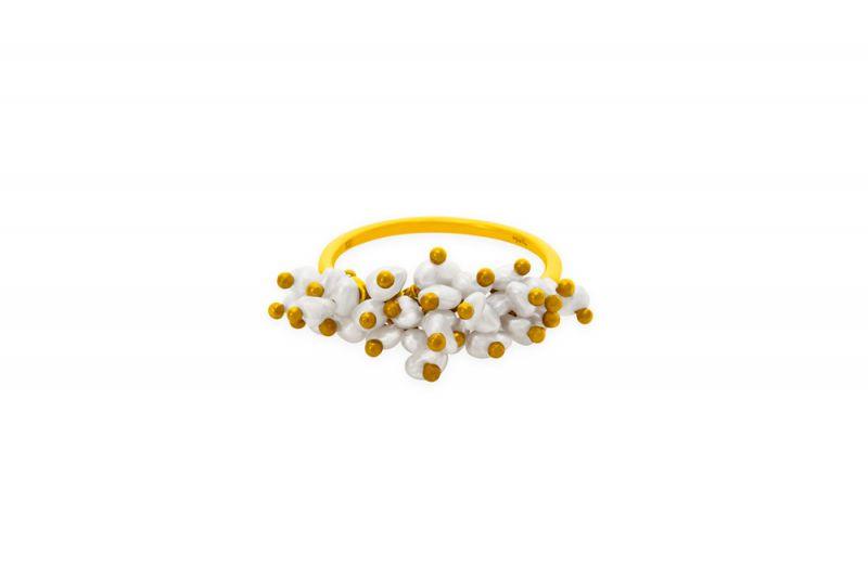 agete 多層次珍珠戒指 NT$15300