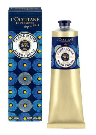L'OCCITANE 乳油木蠟染圖紋護手霜150ml NT. 1,100 (限量)