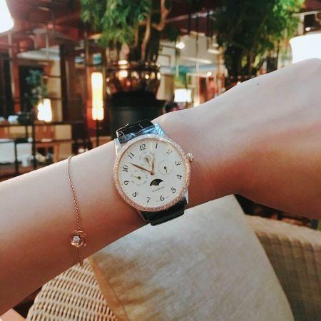 萬寶龍 Boheme 寶曦系列萬年曆腕錶