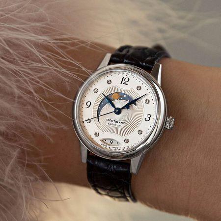 萬寶龍 Boheme 寶曦系列日夜顯示自動腕錶