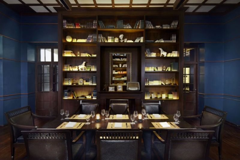 1921用餐區非常多樣,除了戶外用餐區外,室內還有多個密室包廂或主題房