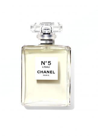 Chanel N°5 L'EAU清新晨露淡香水50ml,NT3,900、100ml,NT5,600