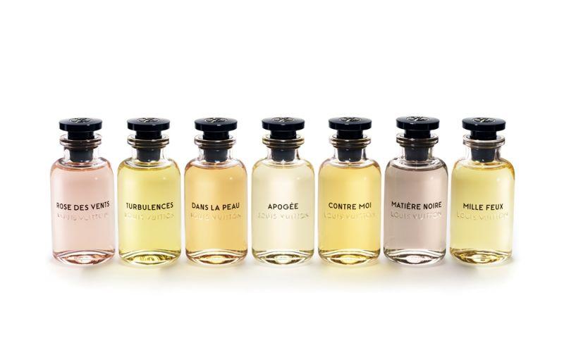 Louis Vuitton 香水100ml,NT8,600、200ml,NT12,900。