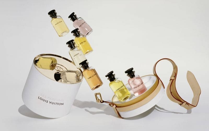 Louis Vuitton 迷你香水組合10ml X 7,NT8600。