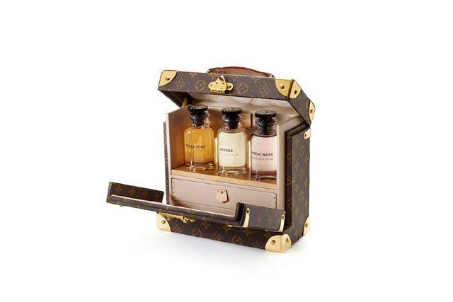 Louis Vuitton 香氛旅行箱100mlX3,價格店洽。