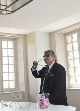 Louis Vuitton 調香師Jacques Cavallier-Belletru。