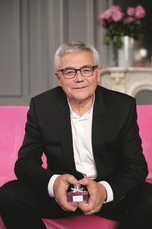 Dior首席調香師Francois Demachy。