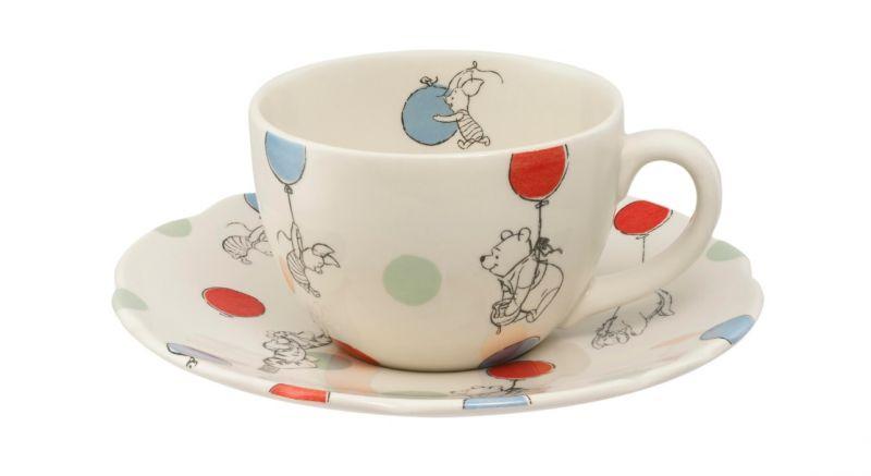Cath Kidston小熊維尼聯名系列 - 咖啡杯$1180
