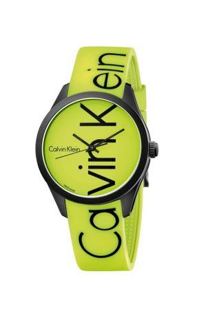 Color 炫彩系列腕錶,Calvin Klein。