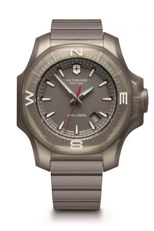 I.N.O.X. 系列腕錶,鈦合金錶殼,Victorinox。