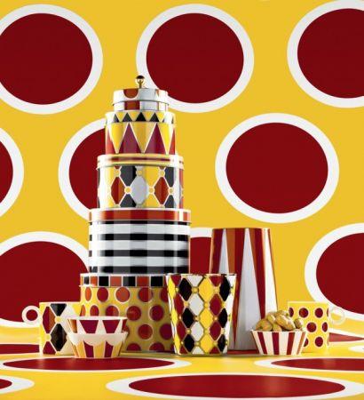 Alessi Circus 馬戲團主題餐桌系列