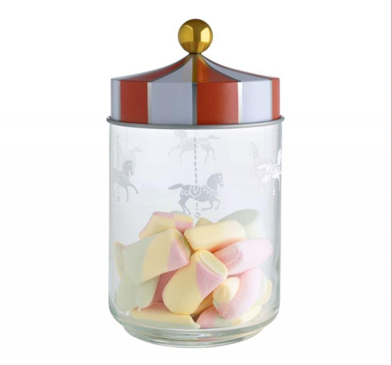 馬戲蓬收納罐