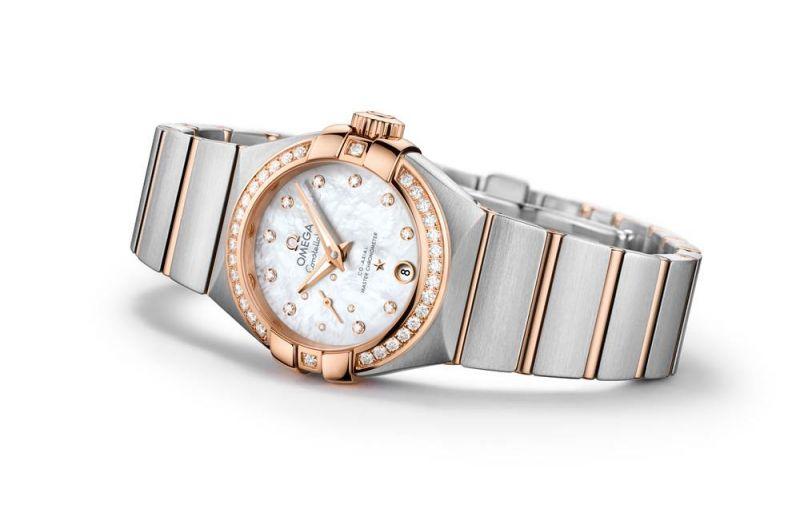 星座系列 Petite Seconde 小秒針腕錶