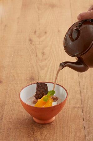 巧克力奶茶阿芙佳朵 Afternoon Tea