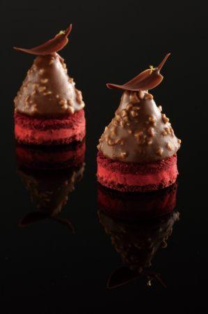 巧克力蒙特利馬蛋糕 寒舍艾美酒店