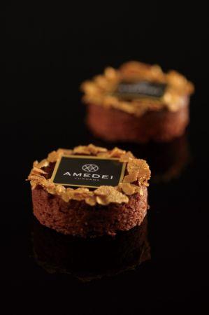 巧克力金沙酥餅 寒舍艾美酒店