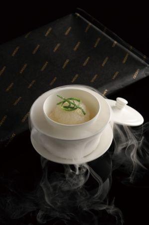 蜜柚檸檬冰沙 寒舍艾美酒店