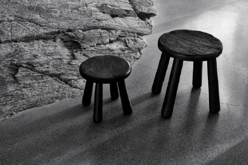 SVÄRTAN 邊桌/椅凳, 黑色 $999-$1,499
