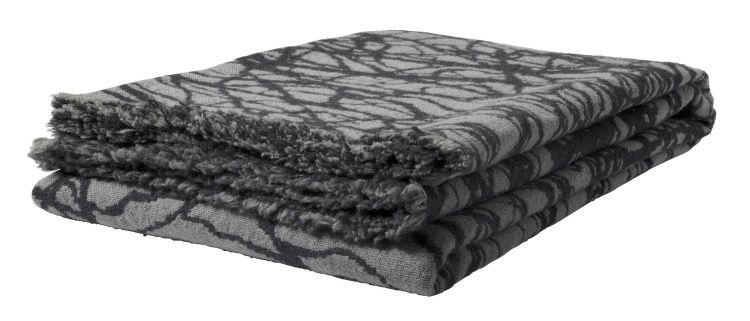 SVÄRTAN 萬用毯, 深灰色 $1,199