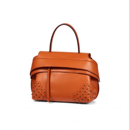 TOD'S 豆豆裝飾Wave Bag NT$66,500