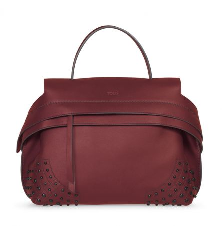 TOD'S 豆豆裝飾 Wave Bag NT$72,800