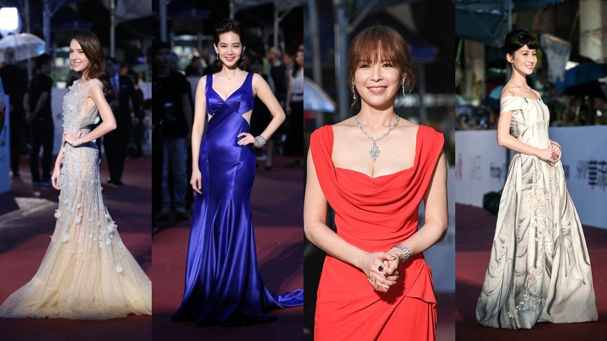 金鐘紅毯珠寶學! 直擊 Bulgari、Tiffany& Co. 、Chaumet、Harry Winston、點睛品的搭配示範