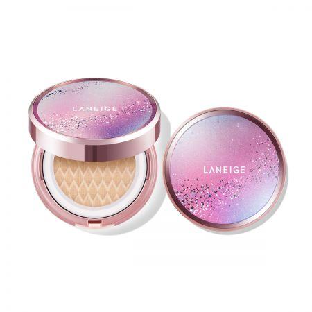 LANEIGE 2016-水聚光淨白氣墊粉霜SPF50+-PA+++ 銀河夢境限定版 NT$990