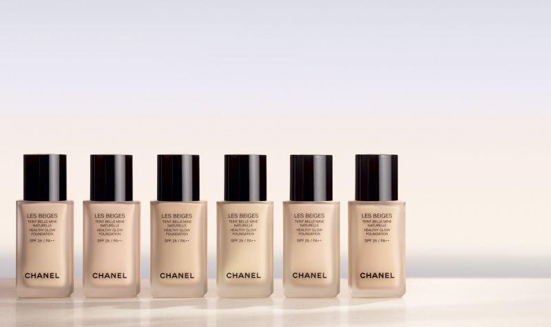 香奈兒 2016年1月新品 時尚裸光水慕絲粉底系列