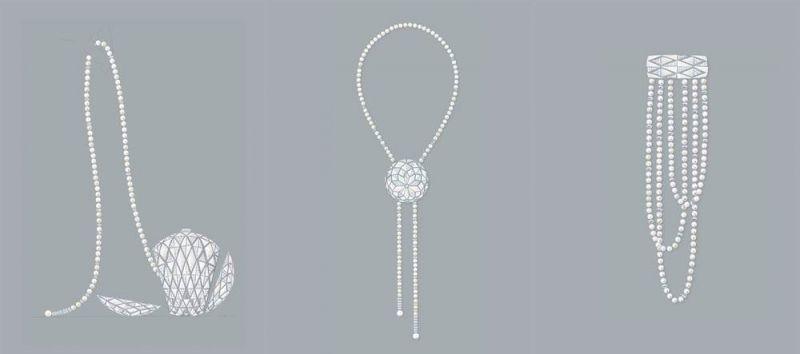 Boucheron Perle au Tresor 東方明珠系列