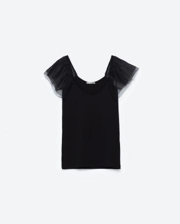 薄紗 T 恤NT790