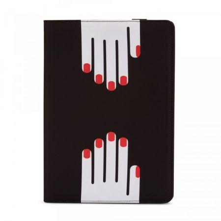 手指印花 iPad 殼,Lulu Guinness,NT3,000。