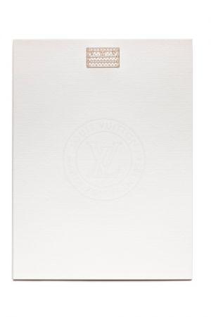 古董行李箱信紙,Louis Vuitton,NT11,000。
