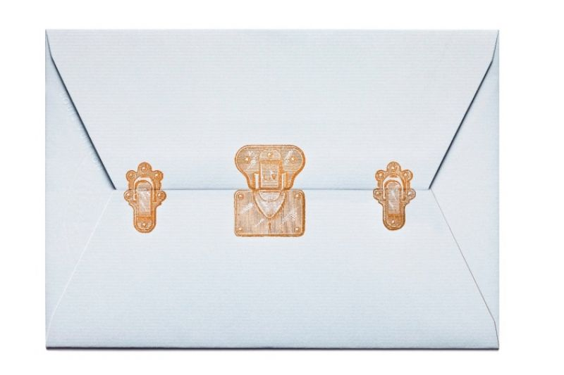 古董行李箱信封,Louis Vuitton,NT8,150。