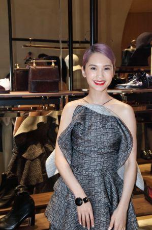 楊丞琳出席ART HAUS開幕活動