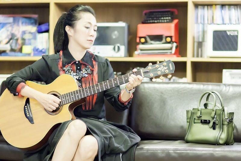 黃韻玲-音樂製作人包容時光的蹉跎,停駐心動的瞬間