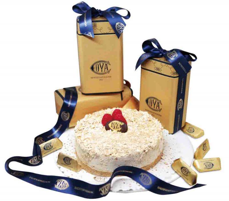 百年米蘭傳奇甜點COVA 耶誕獻禮甜蜜登台!