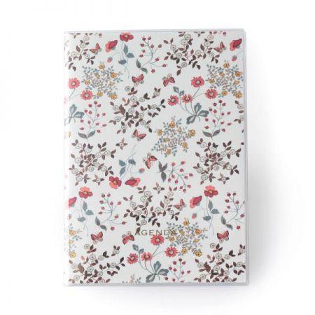 B6月間行事曆 花朵白,售價450元
