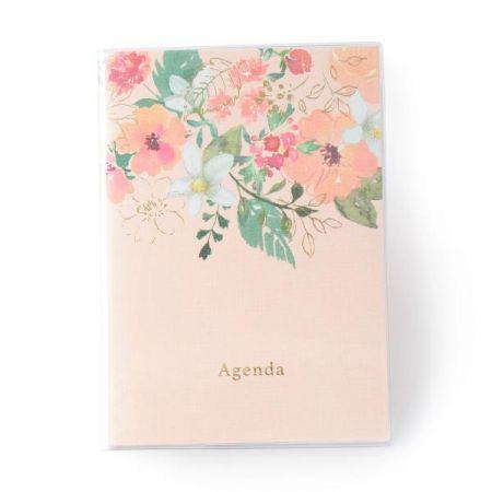 B6月間行事曆 花朵粉,售價450元