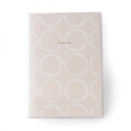 B6月間行事曆 花圈粉,售價450元