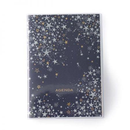 B6月間行事曆 星星藍,售價450元