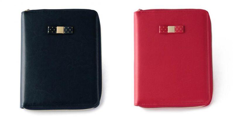 B6行事曆 蝴蝶結藍&紅,售價1480元