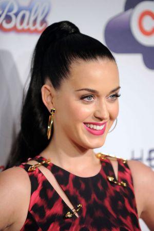 俏麗高馬尾Katy Perry