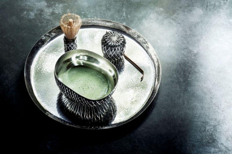 KUSA純銀茶具組
