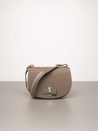 Simplissime系列 Le Mutin灰色小牛皮肩背包 NT$136,000