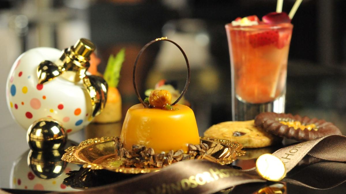 引誘夢幻少女心!裕元花園酒店X NINA RICCI跨界推出夢幻法戀下午茶