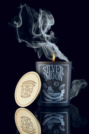銀月綠茶薰香蠟燭 (Silver Moon Tea Scented Candle),建議售價NTD 2,600