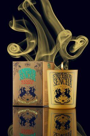 皇家蒸青綠茶薰香蠟燭 (Emperor Sencha Scented Candle),建議售價NTD 2,600